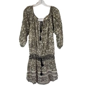 Denim & Supply Ralph Lauren Olive Tunic Dress M